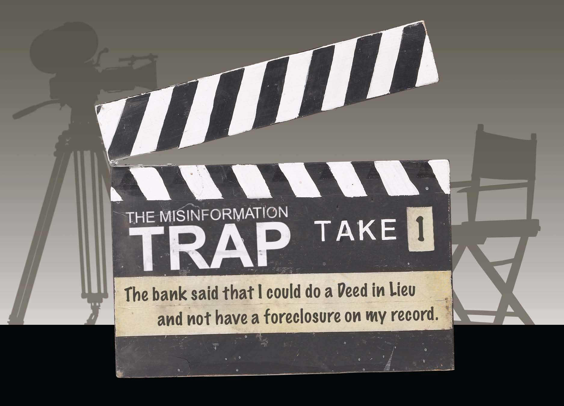 Misinformation Trap - Take 1